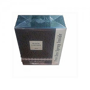 Fragrance World Black Leather Perfume For Men -100ml
