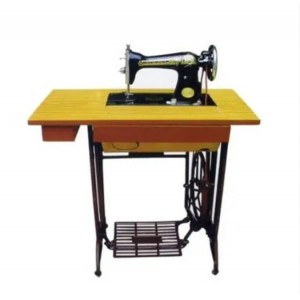 Butterfly Sewing Machine Long Table Automatic And Manual