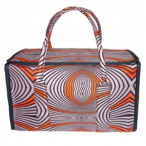 Fashion Unisex Ankara Traveling Bag – Muti-Color