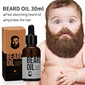 Beard Oil Beard Oil - Instant Facial Hair Growth Beard Gang Grower