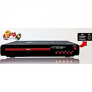 Newcastle Dvd Multiplayer + USB Player- Quality Sound And Picture