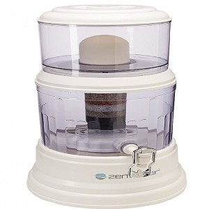 Zen Water System 4 Gallon Counter top Water Purifying System