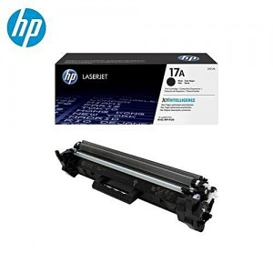 HP 17A Black Genuine LaserJet Toner Cartridge CF217A