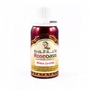 Rose Oasis Black Orchid 100ml