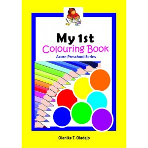 My 1st Colouring Book