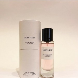 Rose Musk Clive Dorris Collection Perfume