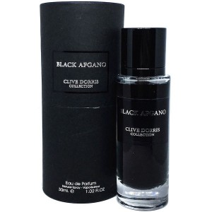 Black Afgano Clive Dorris Collection Perfume