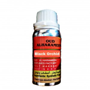 AlHarameen Black Orchid Concentrated Oil Perfume 100ml