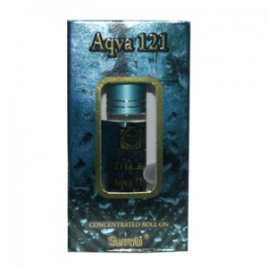 Surrati Aqva 121 6ml Undiluted Concentrated Arabian Oil Perfume