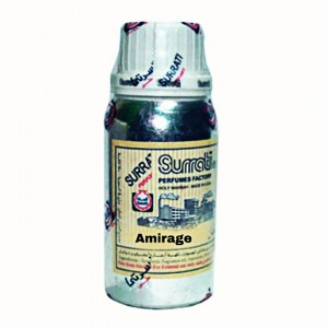 Surrati Amirage 100ml Undiluted Concentrated Arabian Perfume Oil