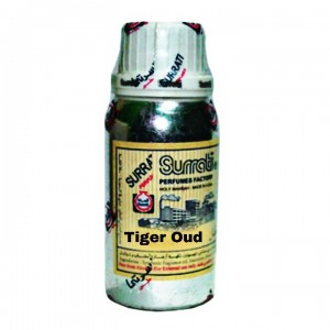 Surrati Tiger Oud 100ml