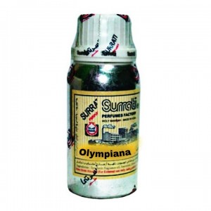 Surrati Olympiana 100ml Undiluted Concentrated Arabian Oil