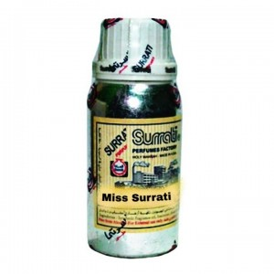 Surrati Miss Surrati 100ml Undiluted Concentrated Arabian Oil