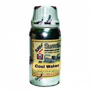 Surrati Cool Water 100ml Undiluted Concentrated Arabian Oil
