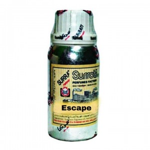 Surrati Escape 100ml Undiluted Concentrated Arabian Oil