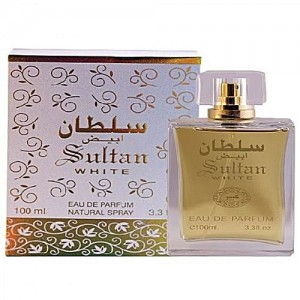Fragrance World Arabian Oud Sultan White Eau De Perfume - 100ml